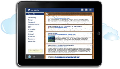 Memonic for iPad